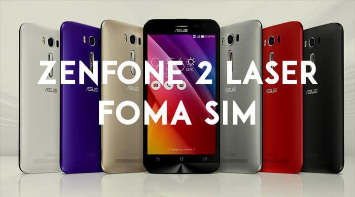 Zenfone 2 LaserでFOMA SIM通話が使える記事のサムネイル