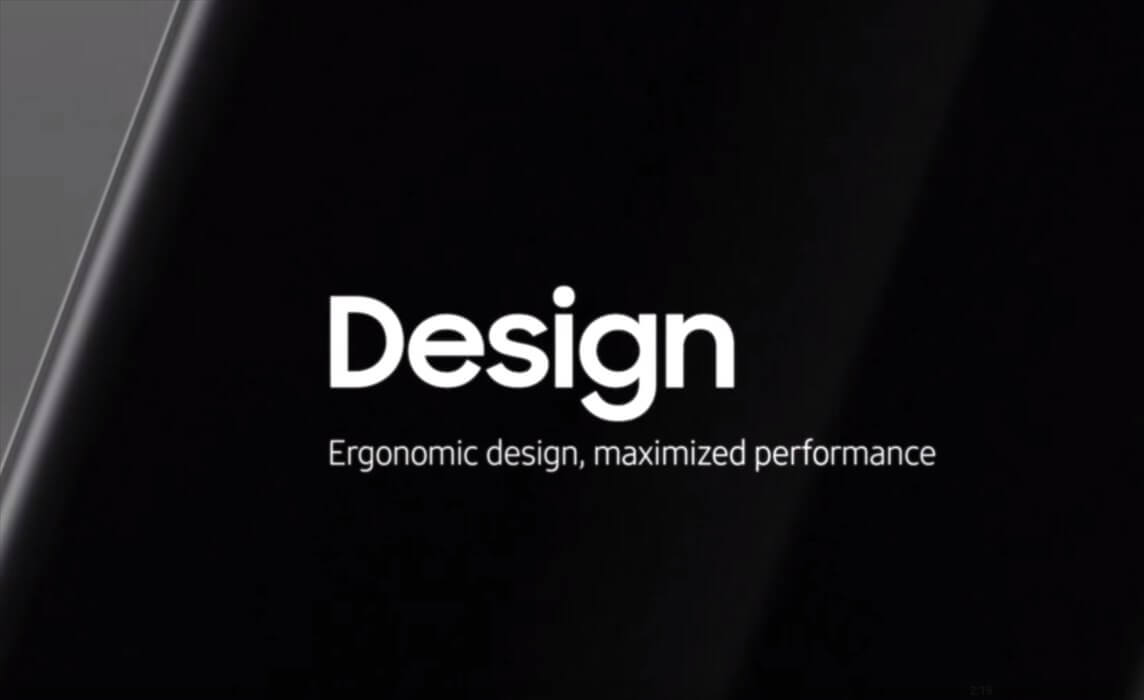 Galaxy S7、Galaxy S7 edgeのデザイン