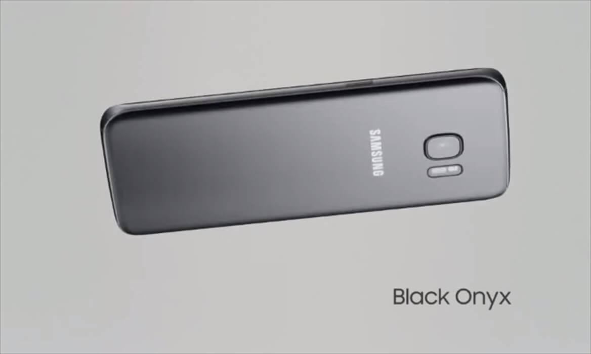 Galaxy S7/S7 egdeのカラーはブラック、ゴールド、シルバー、ホワイトの4種類