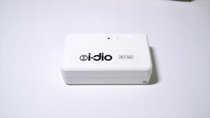 i-dioのWi-Fiチューナ本体