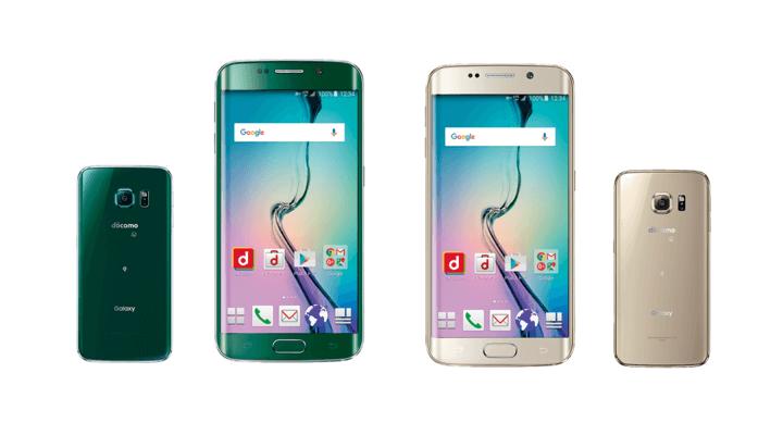 ドコモ版Galaxy S6とGalaxy S6 edgeのAndroid6.0 Marshmallowのアップデートが開始された