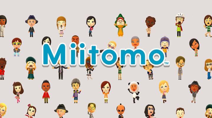 任天堂のスマホアプリ「Miitomo」をプレイしてみた