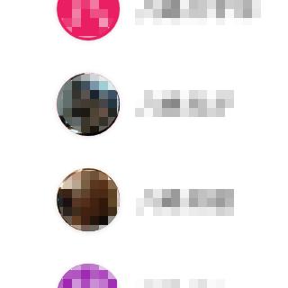 Android Wearに連絡先が表示されている