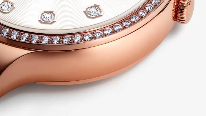 Huawei Watch for Womenの派手な装飾