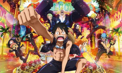 ONE PIECE FILM GOLD公開記念