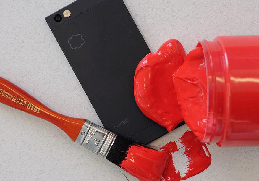 Nextbit Robin用に購入したUSBアダプタとガラスフィルムとシリコンケース