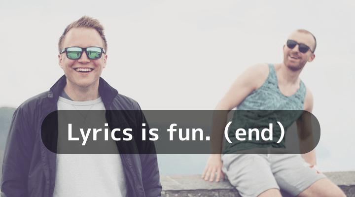 Spotifyにリアルタイムで歌詞を表示する